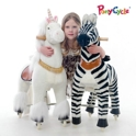 ponycycle walking horse toy